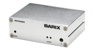 Barix Instreamer 100